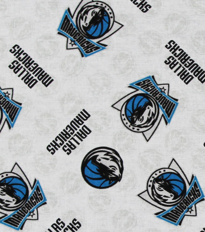 Dallas Mavericks Cotton Fabric.