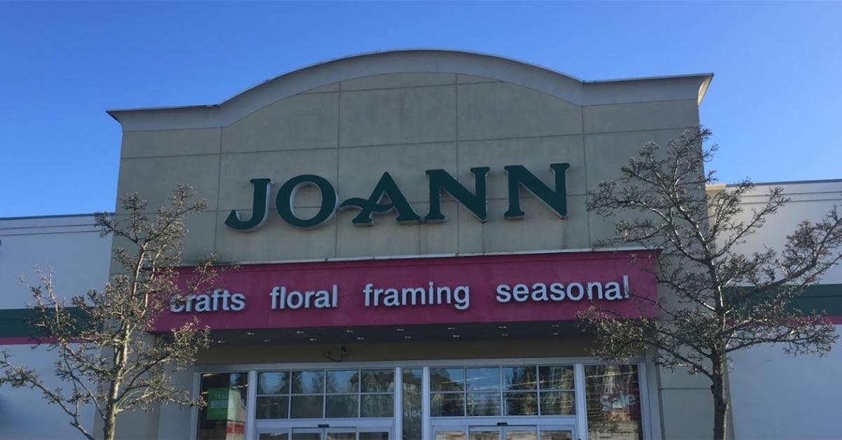 Outrage After JOANN Fabrics Says They Prefer No Guns But.