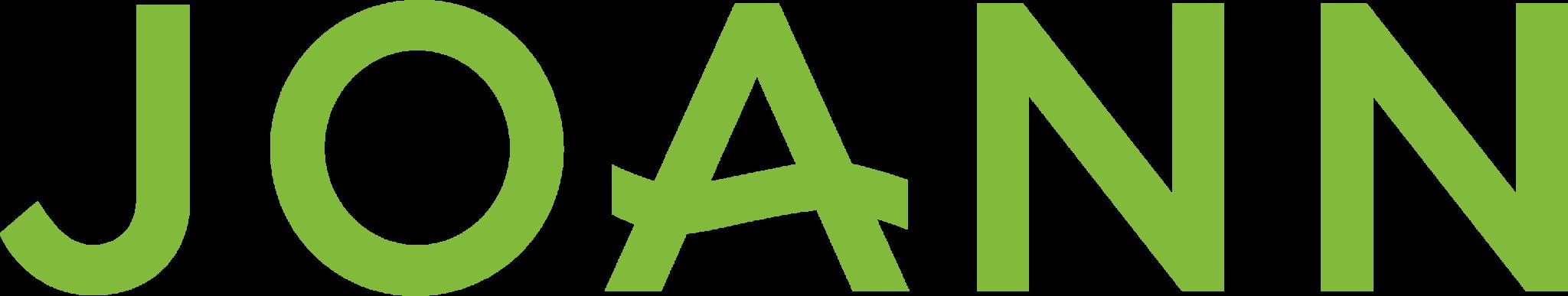 JOANN logo Green.