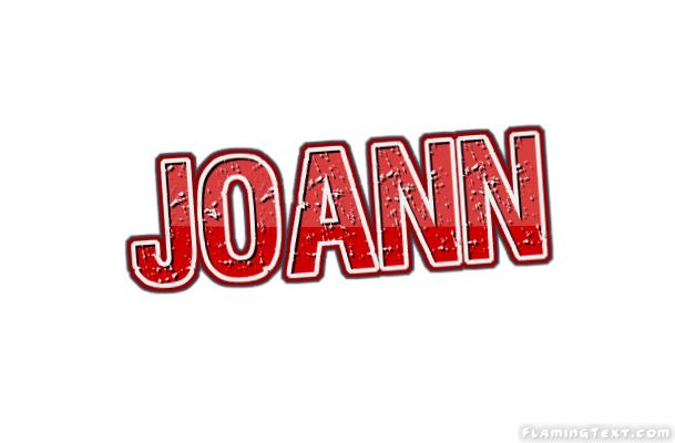 JoAnn Logo.