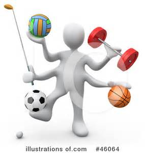 Job As Assistant Athletic Director Clipart.