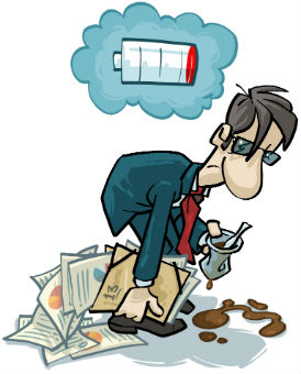 Tips to Avoid Job Burnout.