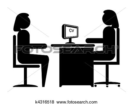 Job interview Illustrations and Clipart. 3,076 job interview.