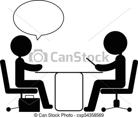Job interview Clip Art and Stock Illustrations. 6,445 Job.