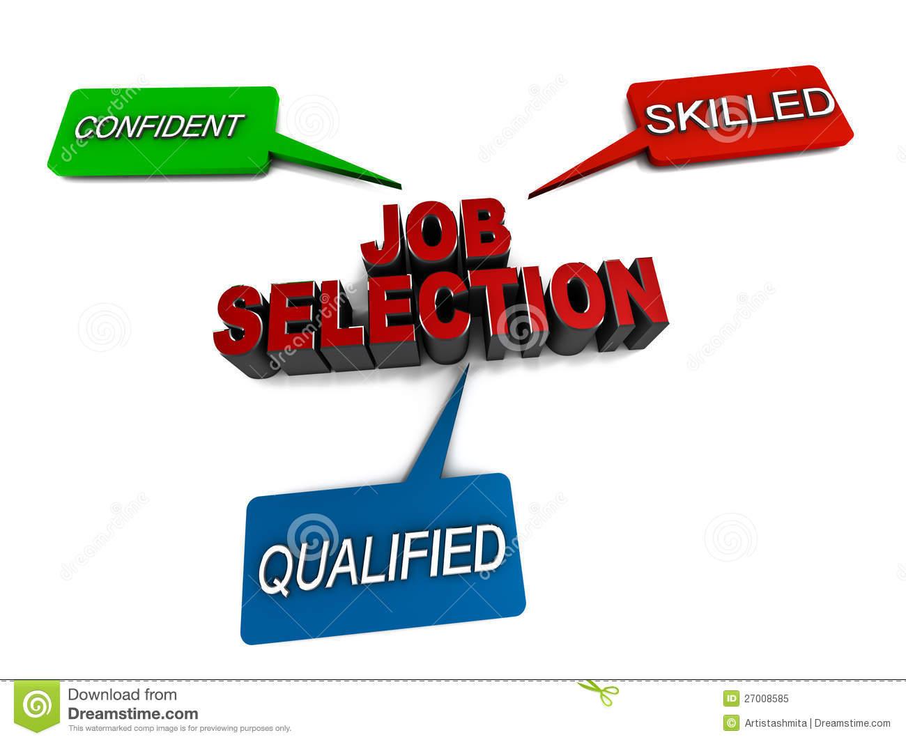 Job Placement Stock Illustrations.