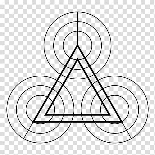 Sacred geometry Symbol Logo Job\\\'s Daughters International.