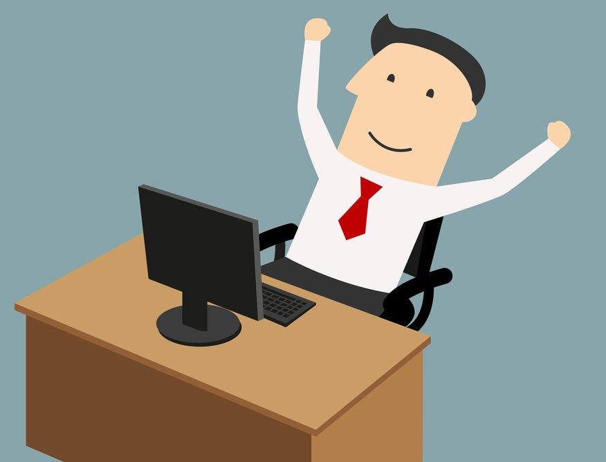 Job satisfaction clipart 9 » Clipart Portal.