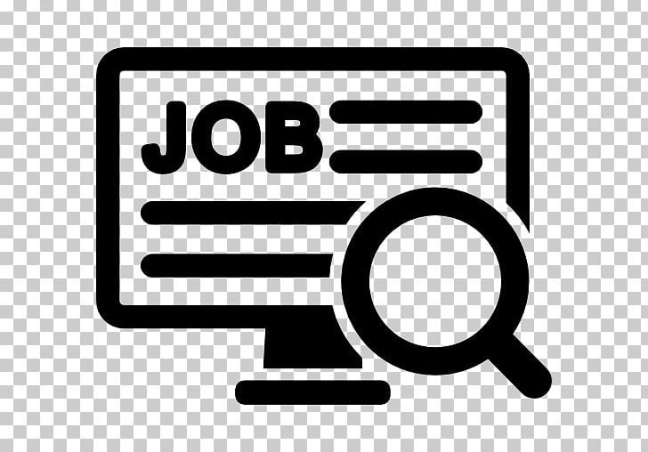 Job Hunting Employment Website PNG, Clipart, Area, Black And White.