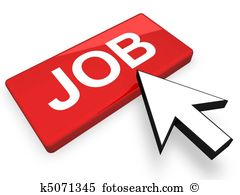 Online job search Clip Art and Stock Illustrations. 582 online job.