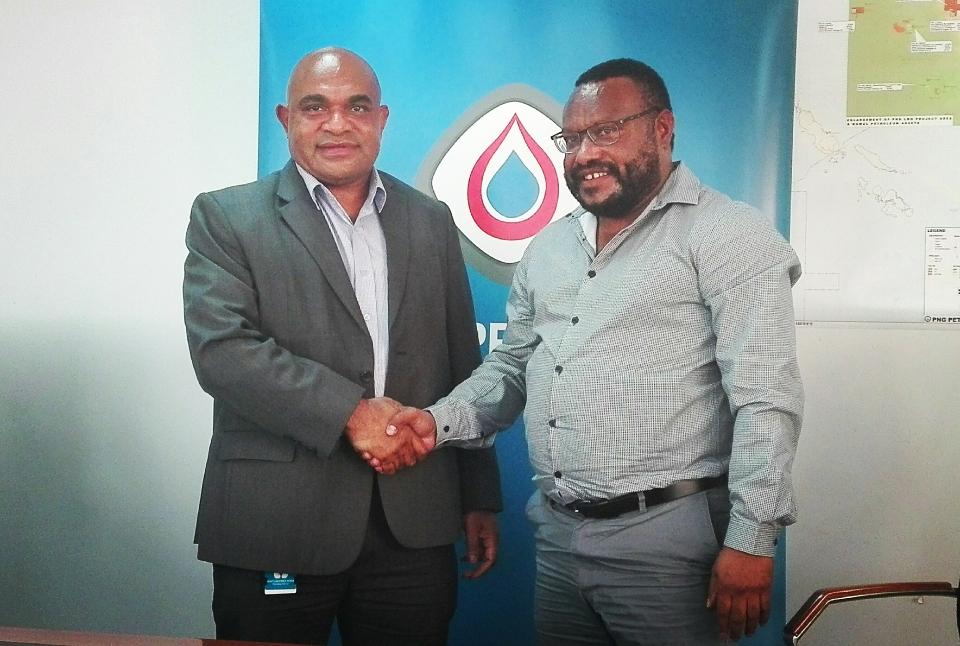 Kumul Petroleum Holdings Limited.