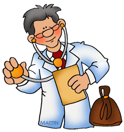 Free Medical Jobs Clip Art by.