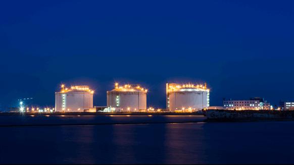 Another Gulf Coast LNG Project Hits Milestone.