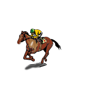 Horse Jockey Clip Art at Clker.com.