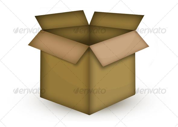 Shipping Box by jocosity.
