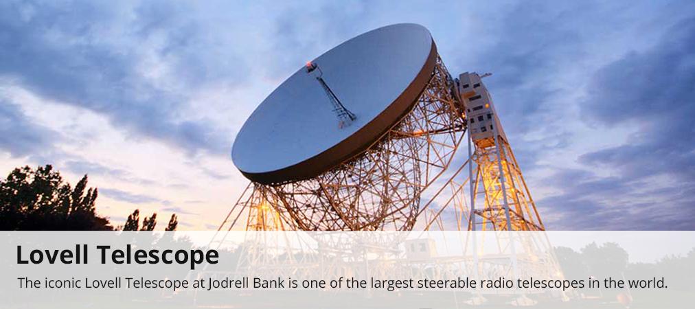 Jodrell Bank Centre for Astrophysics.