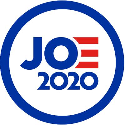 Joe Biden on.