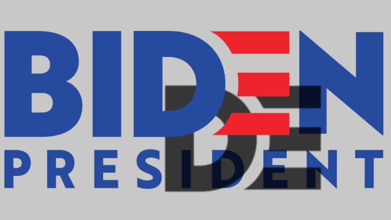 Joe Biden\'s logo has a big problem that we cannot unsee.