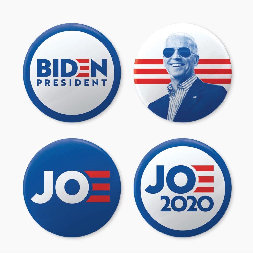 Joe Biden\'s High Crimes Against Logo Design.