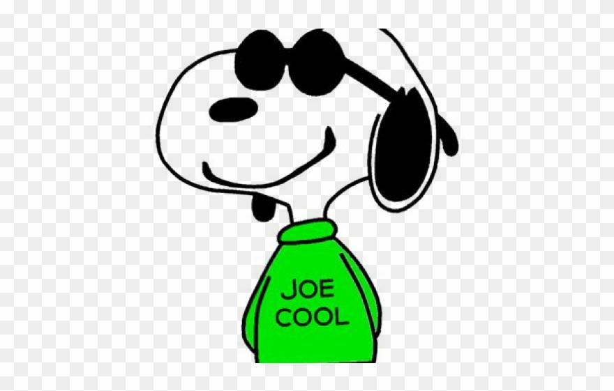Snoopy Clipart Joe Cool.