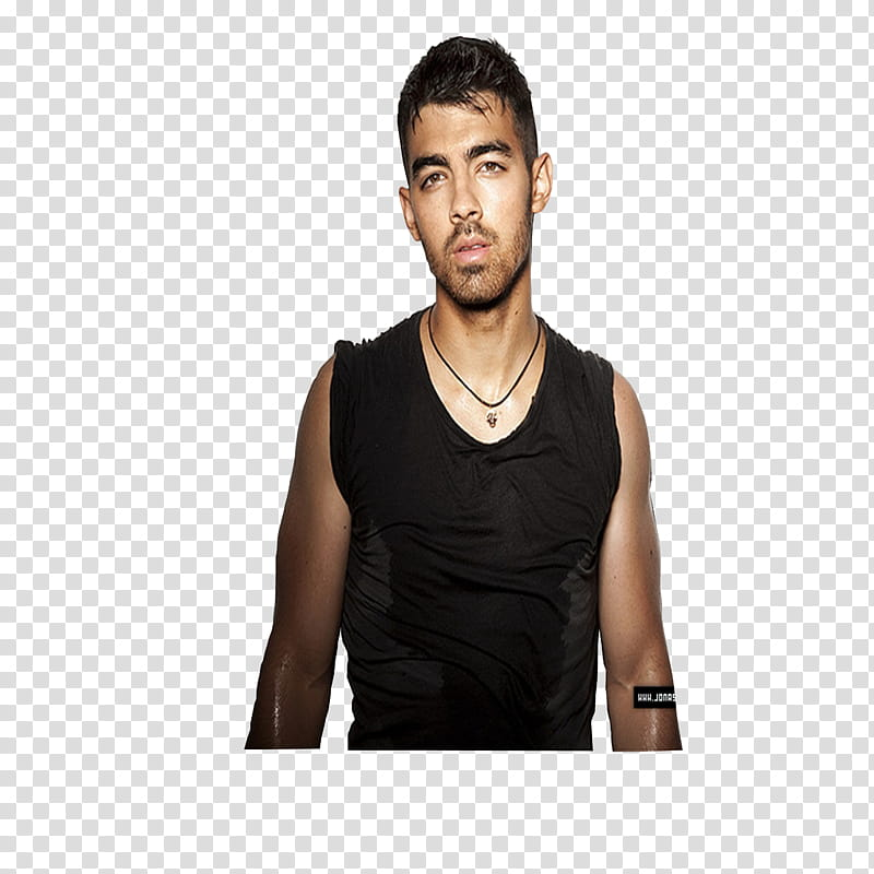 Joe Jonas transparent background PNG clipart.