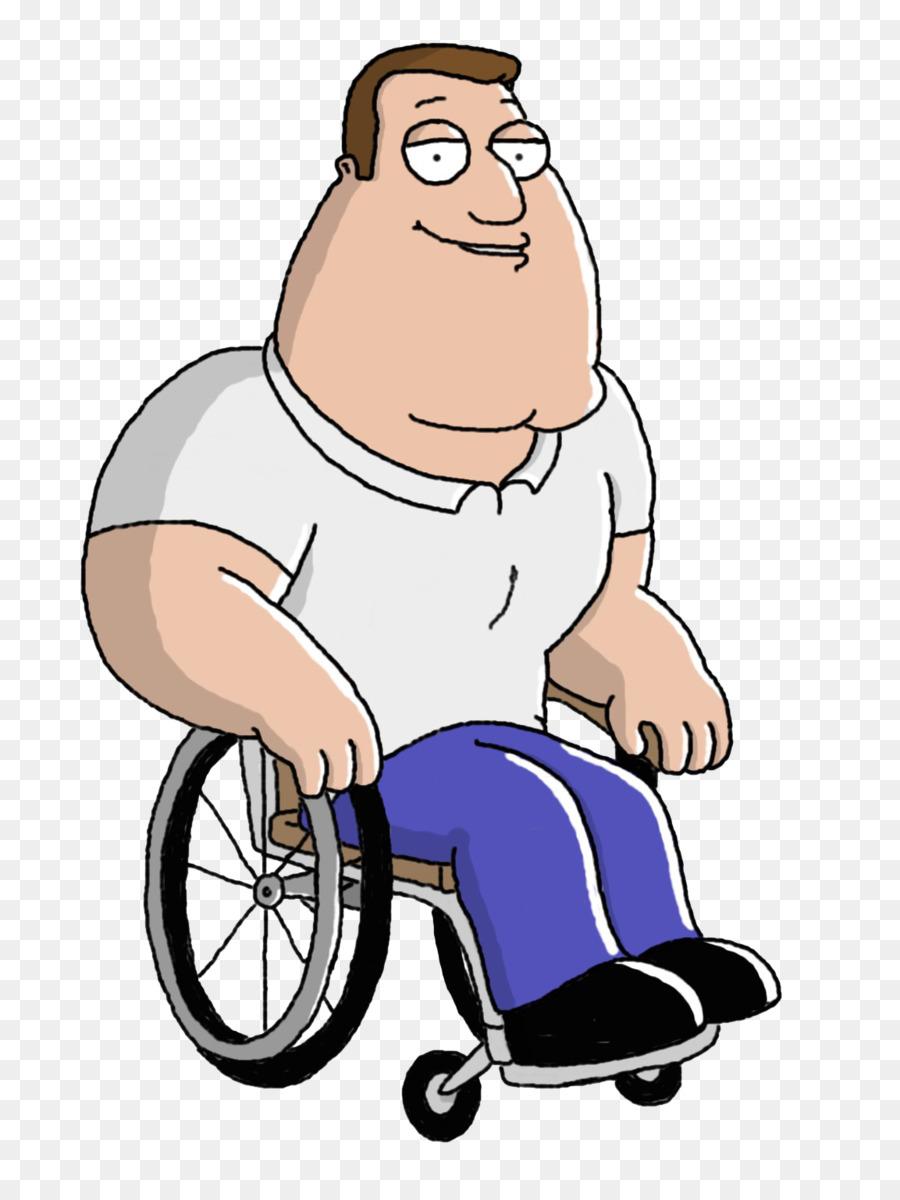 Download disabled guy family guy clipart Joe Swanson Glenn.