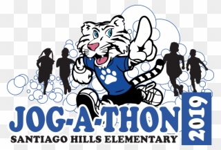 The 2019 Jog A Thon Is Right Around The Corner And Clipart.