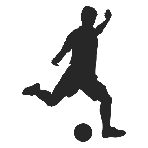 Desenho Jogador De Futebol Png Vector, Clipart, PSD.