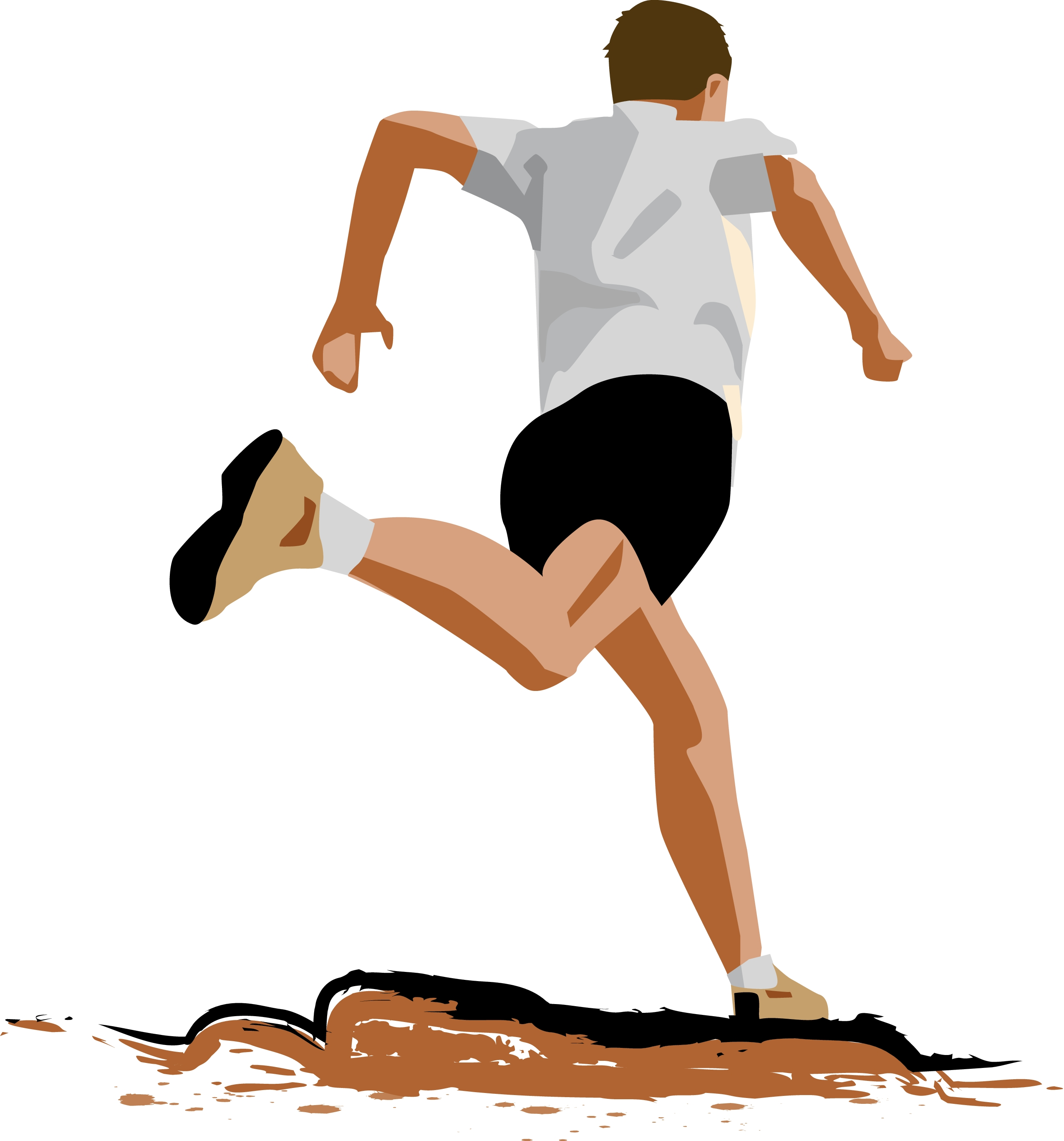 Free Women Jogging Cliparts, Download Free Clip Art, Free Clip Art.