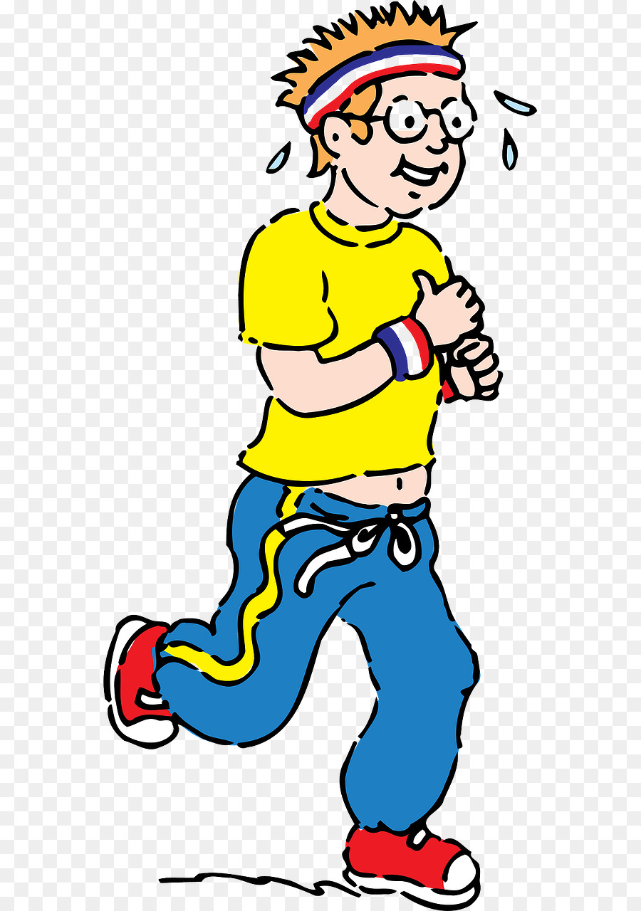 Exercise Cartoon png download.