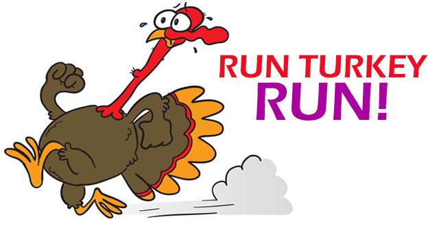 Showing post & media for Turkey trot clip art jogging cartoon.