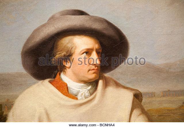 Goethe Tischbein Stock Photos & Goethe Tischbein Stock Images.