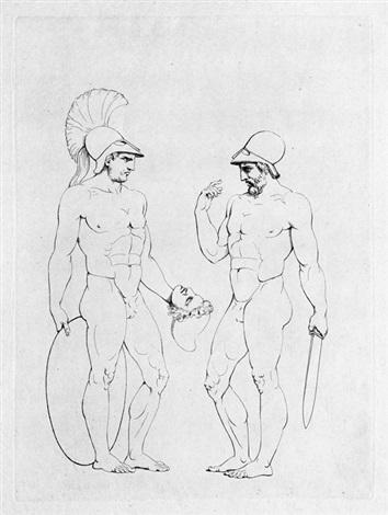 Johann Heinrich Wilhelm Tischbein Auction Results.