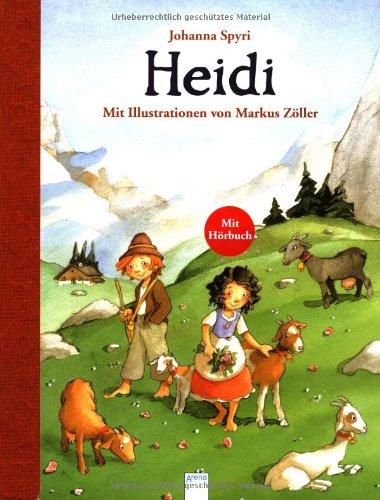 Heidi: Arena Bilderbuch.