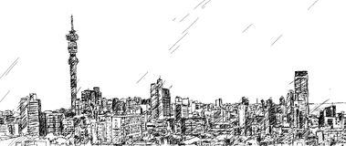 Johannesburg Stock Illustrations.