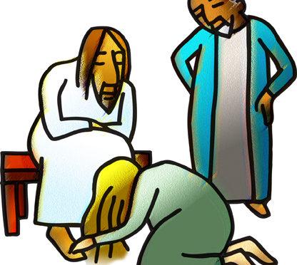 Children\'s Sermon March 17, 2013 John 12:1.