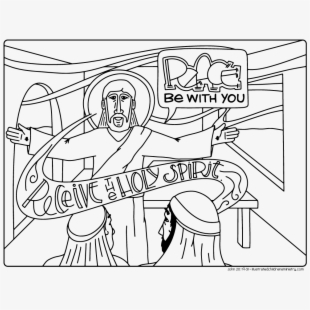 Bible Story Coloring Pages.