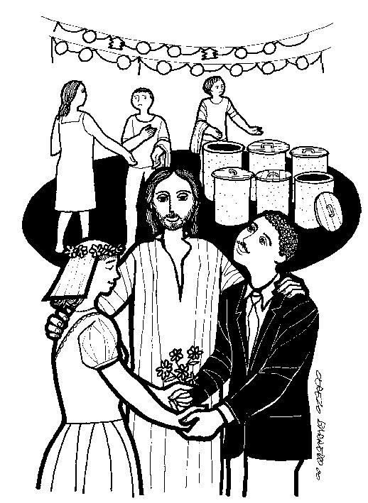 John 2:1.