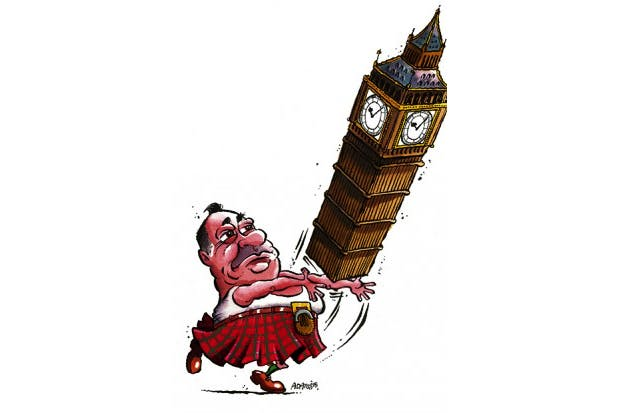 It's time for John Bercow to hang up his gown.