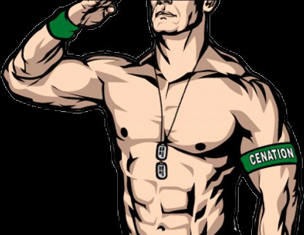 John Cena Clipart Corner.