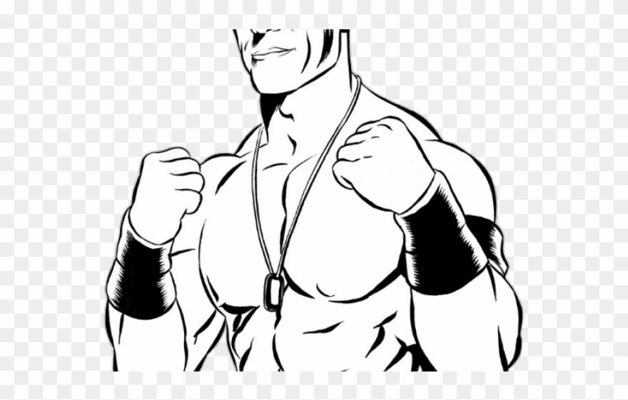 John Cena Clipart Hand.