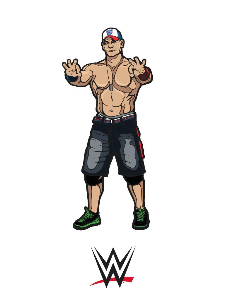 31+ John Cena Clipart.