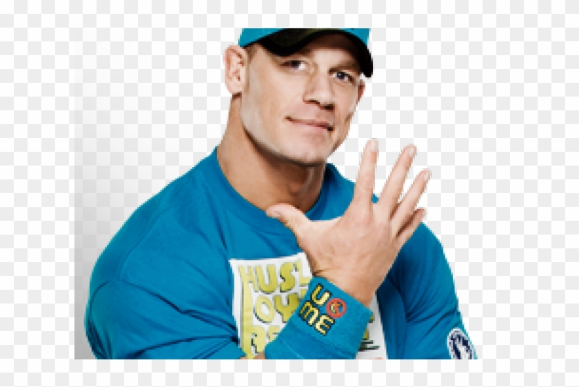 John Cena Clipart Blue.
