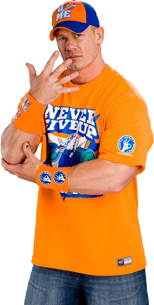 John Cena PNG Images Transparent Free Download.
