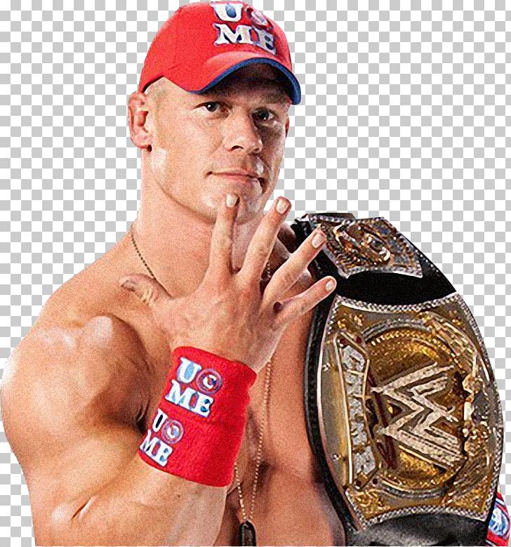 John Cena WWE Championship WWE Raw World Heavyweight.