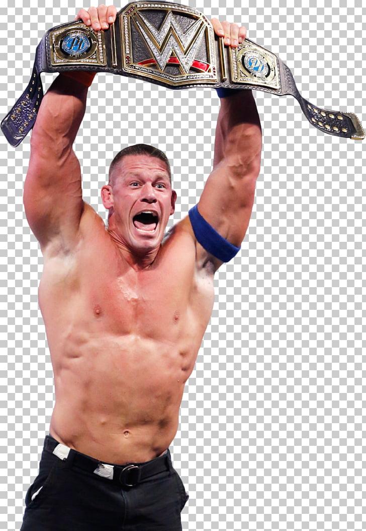 John Cena Royal Rumble WWE Championship World Heavyweight.