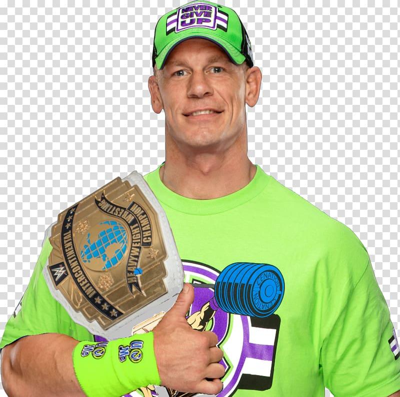 John Cena WWE Intercontinental Championship WWE Championship.