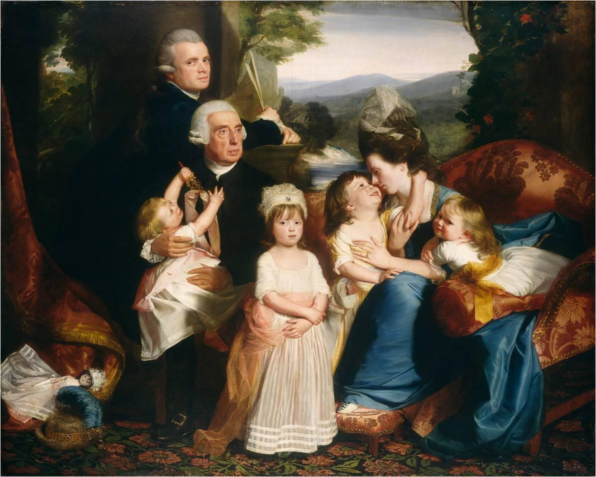 Charlotte Mason Picture Study: John Singleton Copley.