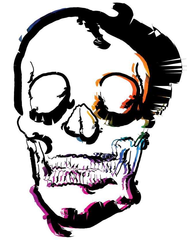 Skull Graphic Designs.
