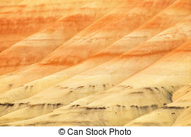 Picture of Painted Hills Unit of John Day Fossil Beds National.