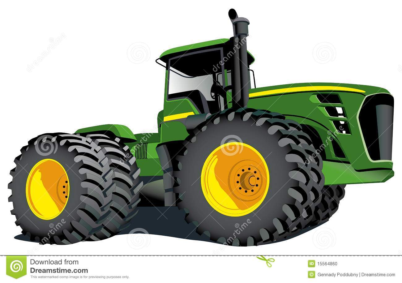 free john deere tractor clipart 10 free cliparts